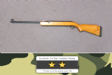 Used BSA Air Sporter .22 Spring Air Rifle With Open Sights
